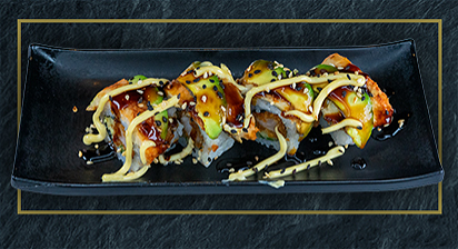 Foto Dragon Roll  (4 st)