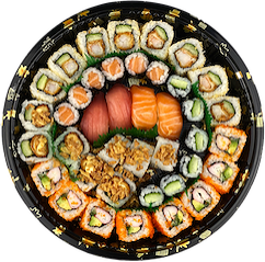 Foto Box 8 - Sushi Lovers (40 st)