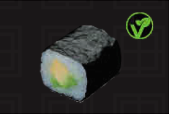 Foto Avocado Cheese Maki